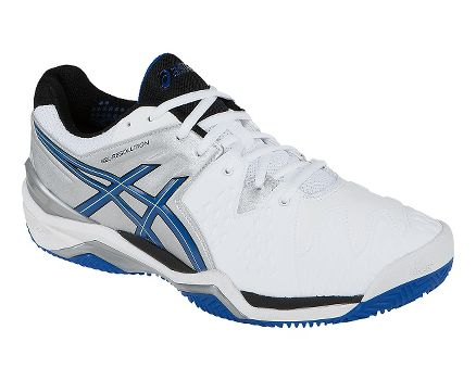 asics resolution 6 clay prezzo