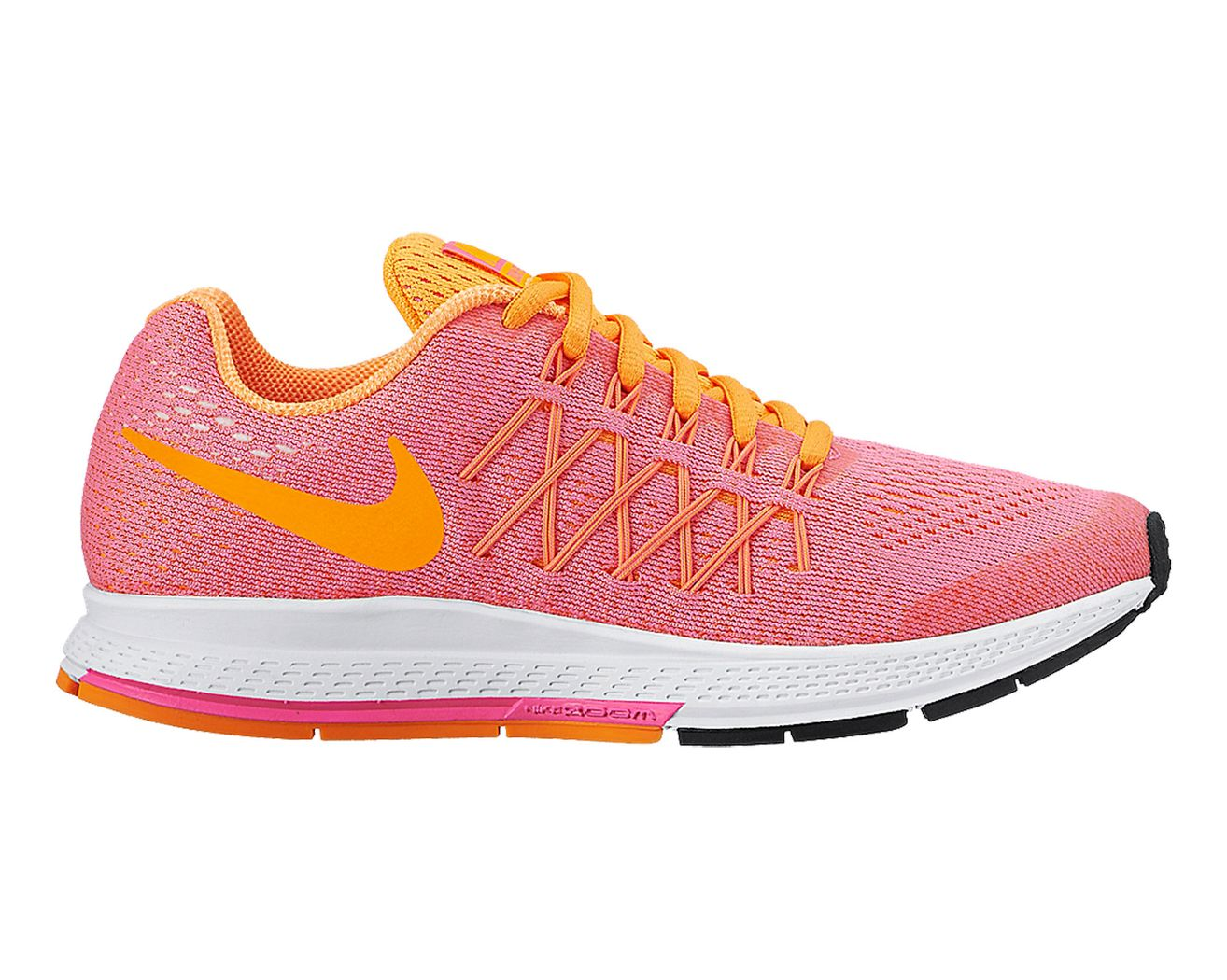 Kids nike air zoom pegasus 32 running shoe mouse over to zoom nvjuhfo Images