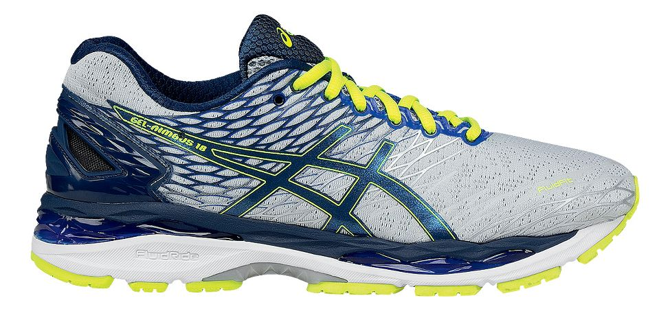 asics men gel nimbus 18
