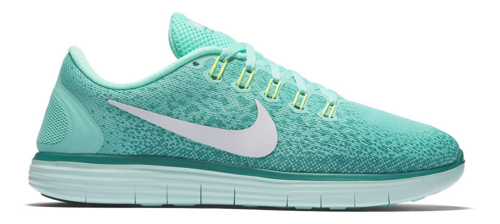 nike women free run distance
