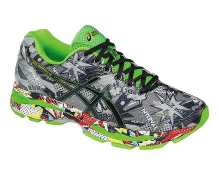 asics gel nimbus comic