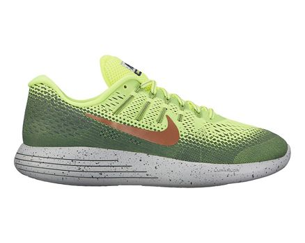 ... mens nike lunarglide 8 shield running shoe at road runner sports ...