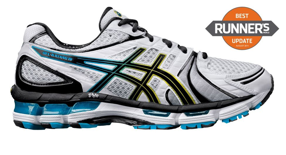 asics gel kayano 18 running shoes