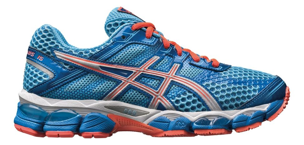 asics cumulus 15 women reviews