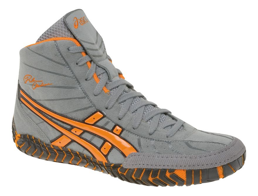 Mens ASICS Rulon Wrestling Shoe at Road Runner Sports