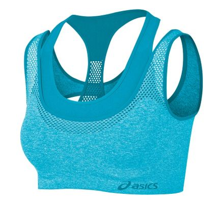 Womens ASICS Pure Seamless Sports Bras at Road Runner Sports