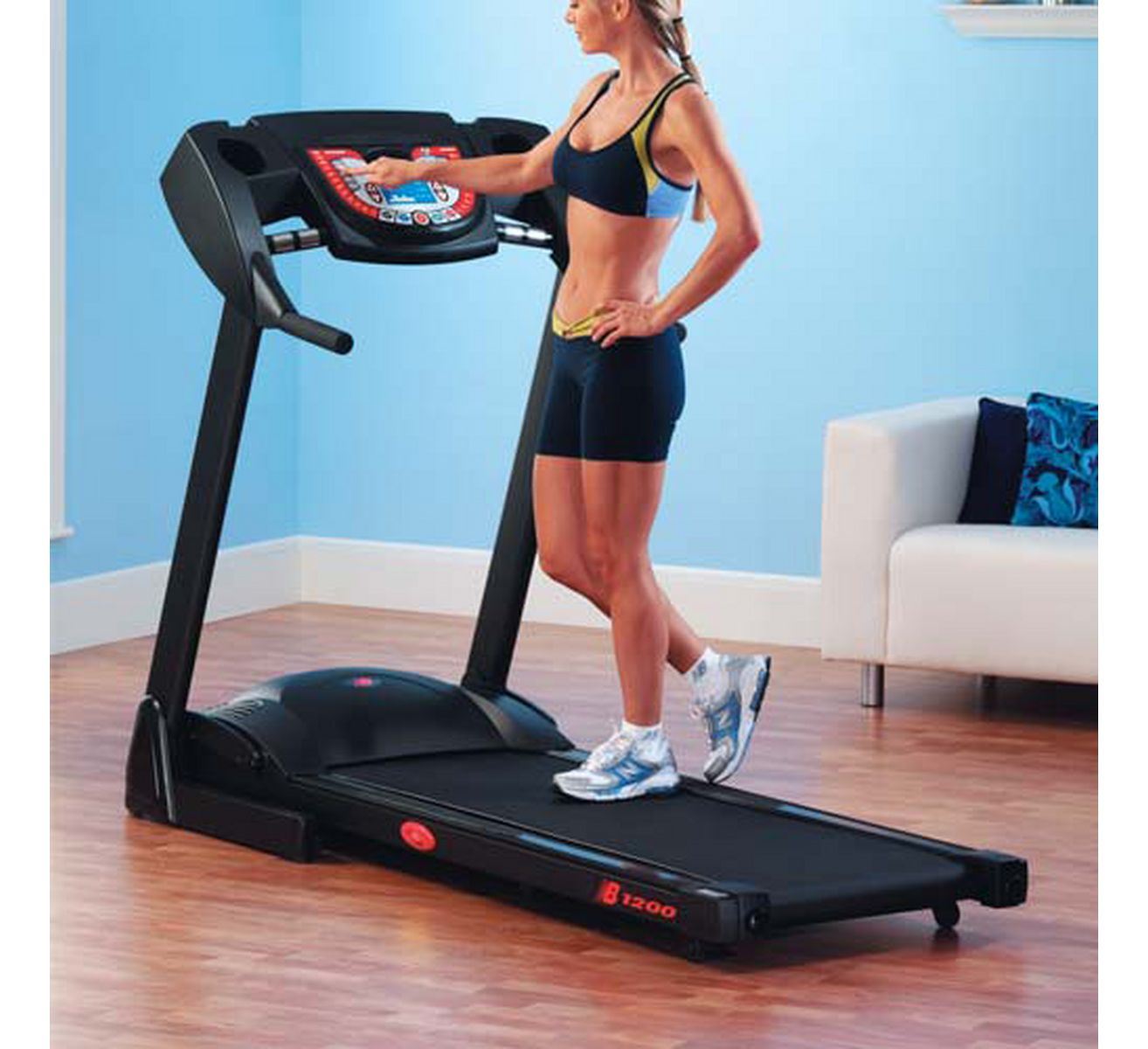 new balance 1500 treadmill for sale