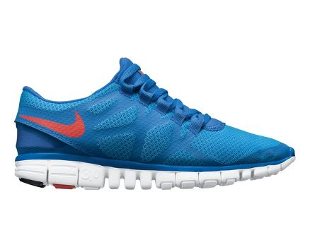 Light Blue Nike Free 3.0
