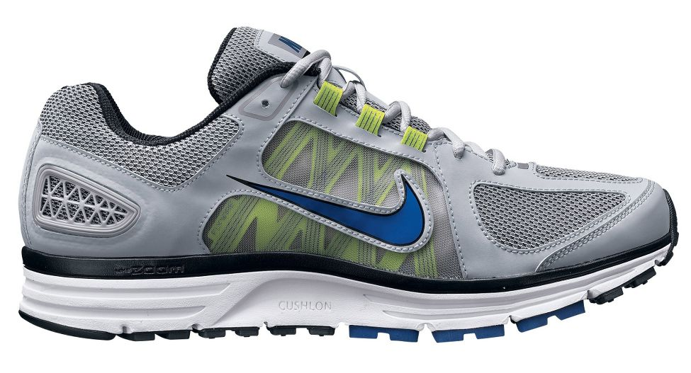 nike vomero 7 mens grey blue shoe