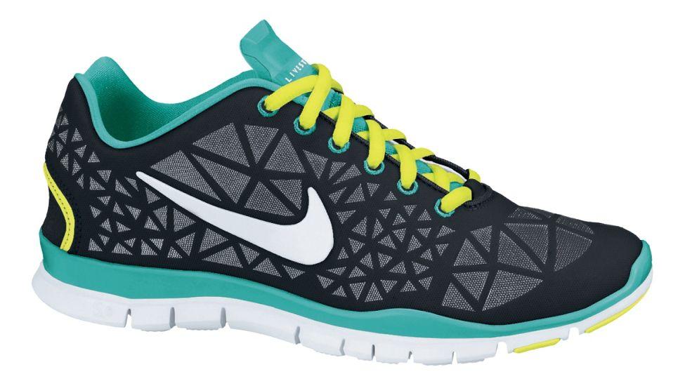 Femmes Nike Sans Tr Forme 3 Chaussures De Formation Croix Robe Blanche