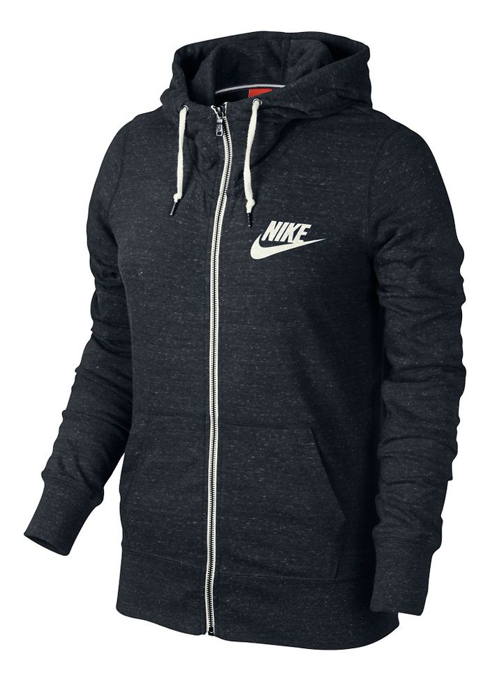 Women's Nike Gym Vintage Full Zip Hoodie