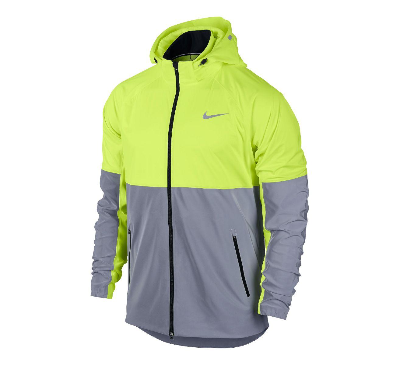 Mens Nike Shield Flash Running Jackets at Road Runner Sports