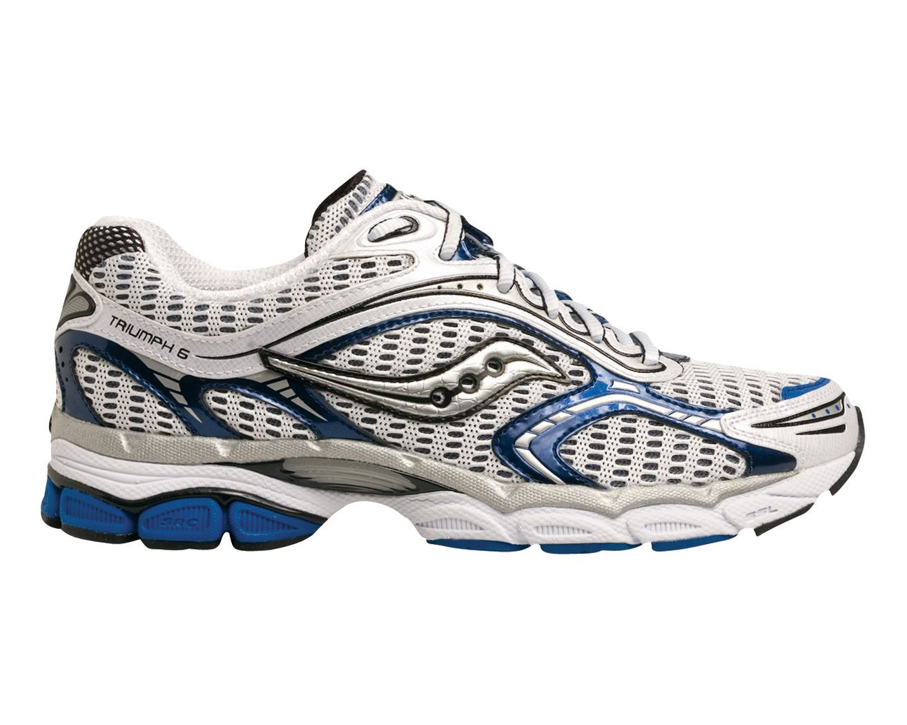 mens saucony progrid triumph 6 running shoe at road runner sports
