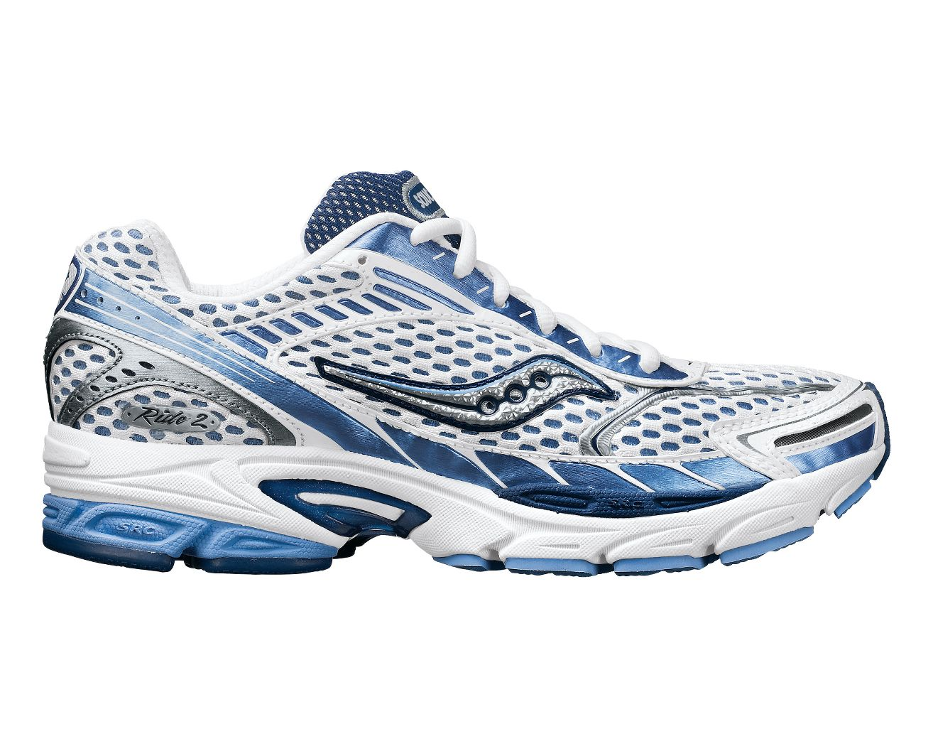 womens saucony progrid ride 2 running shoe at road runner sports