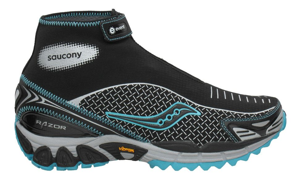 f2e3d1c5 saucony men's progrid razor 2.0 trail running shoe -