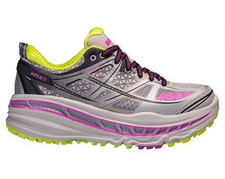 Womens Hoka One One Stinson 3 ATR Trail Running Shoe at Road Runner Sports