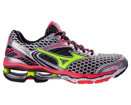 Womens Mizuno Wave Creation 17 Running Shoe. Show Video. Neutral: What's  This? Motion Control: What's This? [what's this?] Mouse over to zoom