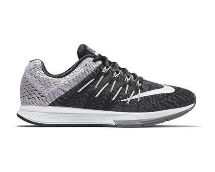 Nike Zoom Elite 7 Mens Black Orange Shoes LM9v