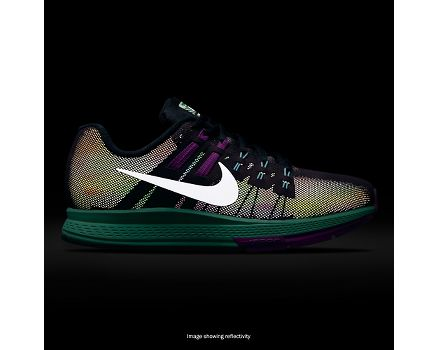 Nike W Nike Air Zoom Structure 19 Sport Shoes Color: Purple