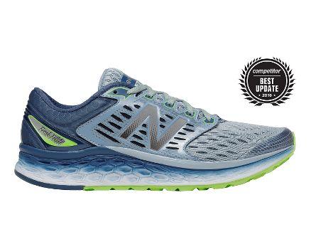 New Balance Fresh Foam 1080 V6 Running Shoes Grey Green Men s