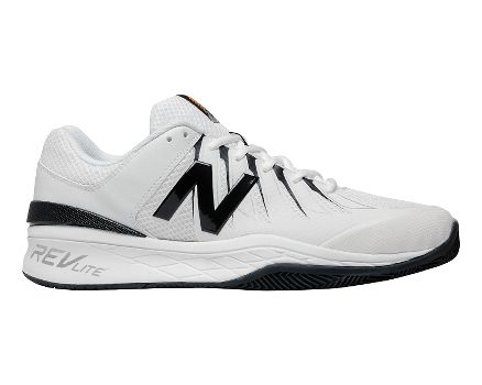 New Balance 1006v1 - Black/White Court Shoes