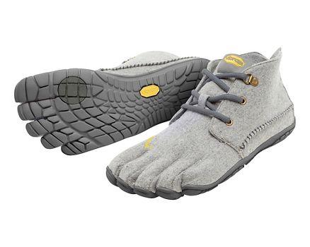 2016 Latest Vibram FiveFingers CVT-Wool - Black/Grey Casual Shoes