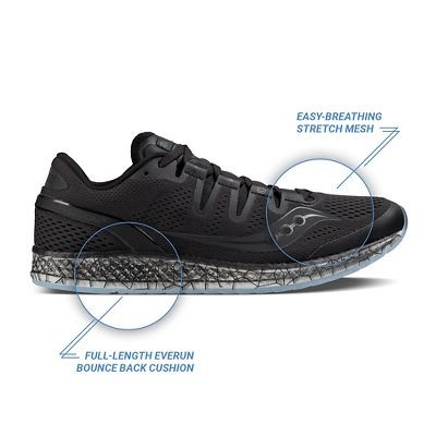 1881eeb07be Men s Saucony Freedom ISO Running Shoes from Road Runner Sports