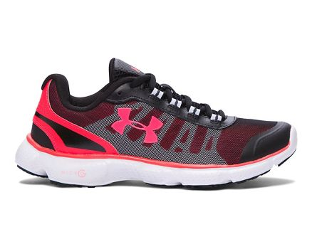 Womens Under Armour Micro G Attack 2 H Running Shoe at Road Runner Sports