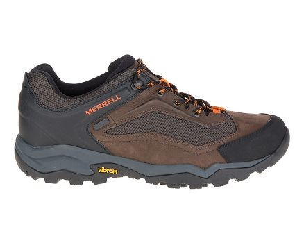 Mens Merrell Everbound Vent WTPF Hiking Shoe. Stability: What's This?  Motion Control: What's This? [what's this?] Mouse over to zoom