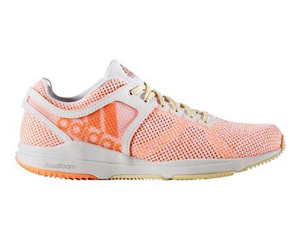 adidas crazytrain cloudfoam women's cross trainers pink