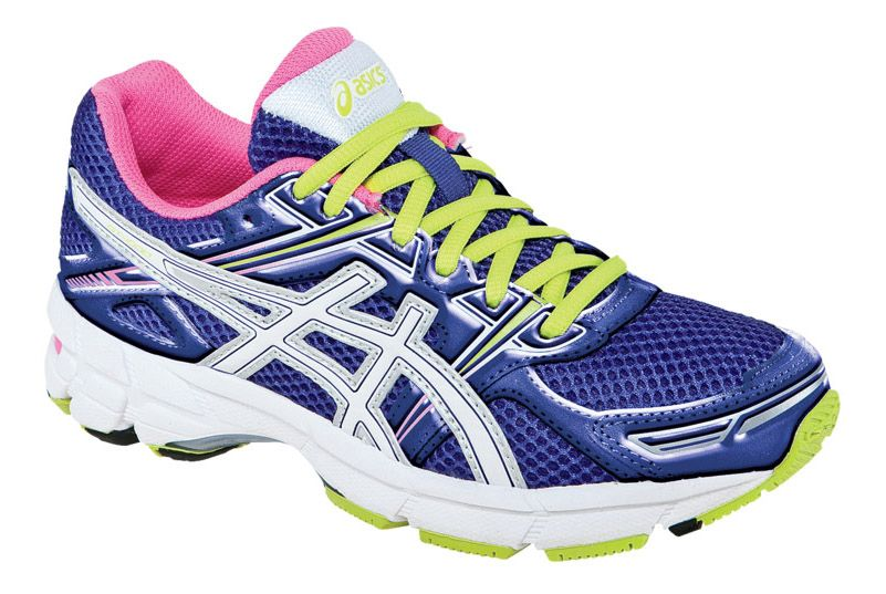 boys asics running shoes