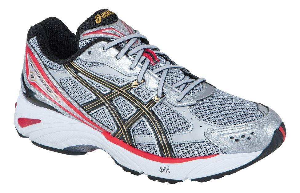 ASICS GEL-FORTE Running Shoes (2E Width) Mens White