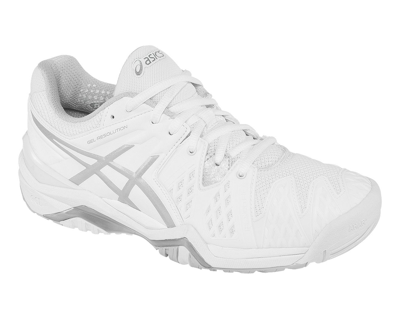Womens ASICS GEL-Resolution 6 Court Shoe at Road Runner Sports