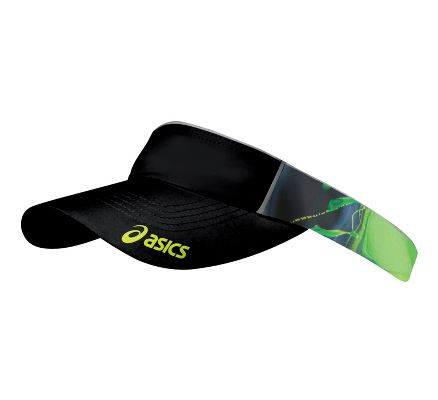 asics visor for running