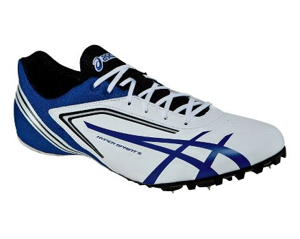 Mens ASICS HyperSprint 5 Track and Field Shoe. Mouse over to zoom