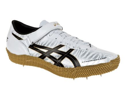 Mens ASICS Cyber High Jump London LFT Track and Field Shoe. Neutral: What's  This? Mouse over to zoom