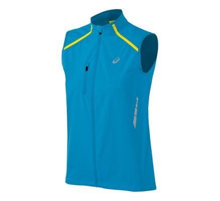 Womens ASICS Speed Windstopper Running Vests. Mouse over to zoom