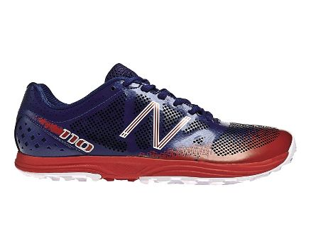 Mens New Balance 110 Trail Running Shoe. Neutral: What's This? Mouse over  to zoom