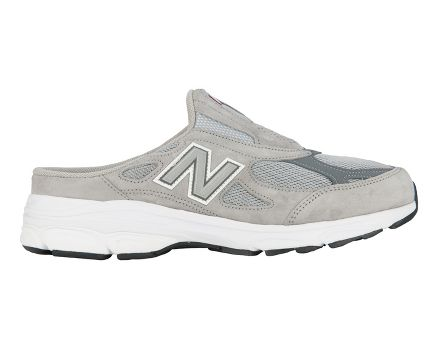 Mens New Balance 990v3 Slip-On Casual Shoe. Mouse over to zoom