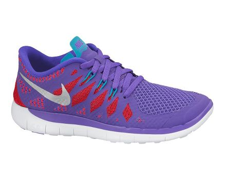 Kids Nike Free 5.0 Running Shoe. Mouse over to zoom