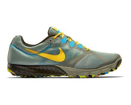 Nike Air Zoom Wildhorse 2 Black Trail Running Shoes