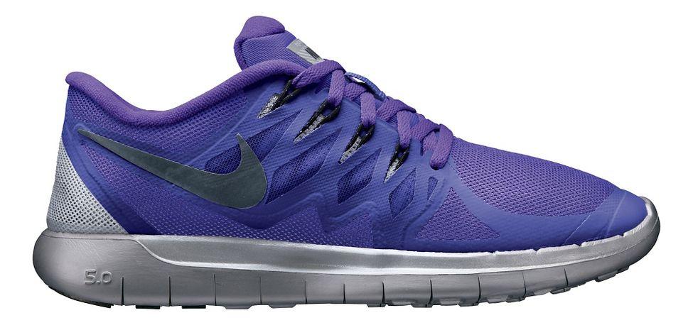 Nike Free 5.0 Flash Hauts Femmes Violet