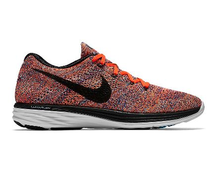 Nike Flyknit Lunar 3 Women's Running Shoe CH413552 Running