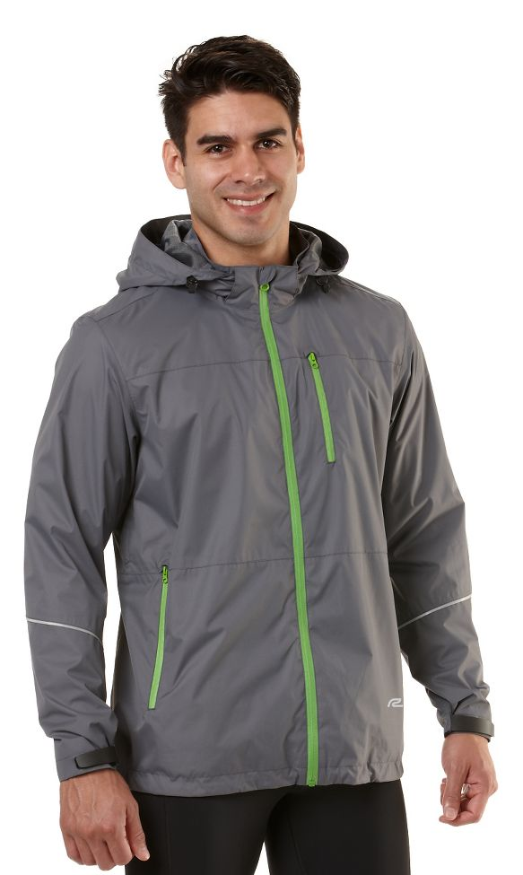 Images of Mens All Weather Jacket - Reikian